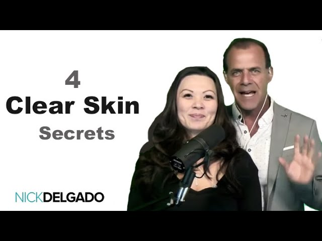 4 Clear Skin Secrets in 2019 | Natural Ways to prevent pimples, breakouts, hormonal skin
