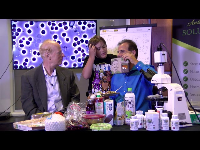 Disease prevention with healthy plant based recipes by Dr Nick Delgado & Marc Rose MD