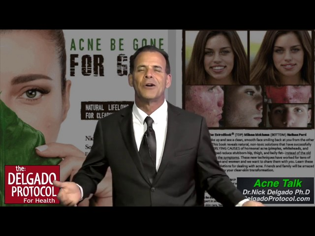 Acne Be Gone For Good –  How to Measure Your Growth Hormone (part 3)
