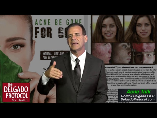 Acne Be Gone For Good – The Natural Solution For Clear Skin (part 2)