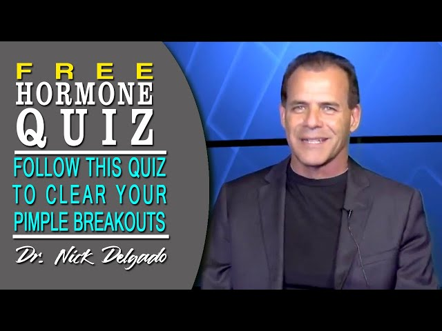 Free Hormonal Acne Quiz, Major Cause Of Skin Information