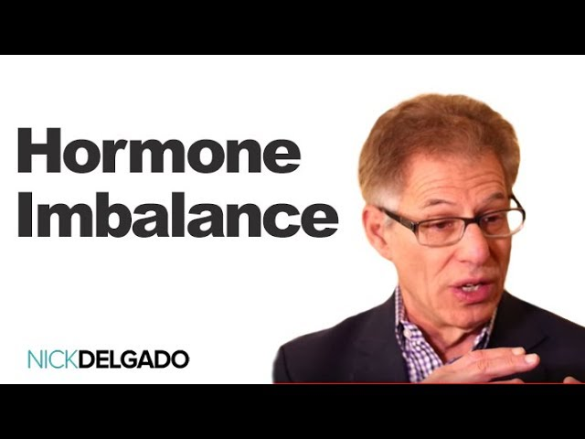 Hormone Imbalance Testosterone, DHT, Estrogen Dominance to prostate Cancer & Stress, Adrenal Fatigue