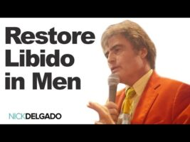 8 Hormones reverse aging, restore libido in Men with Dr. Thierry Hertoghe