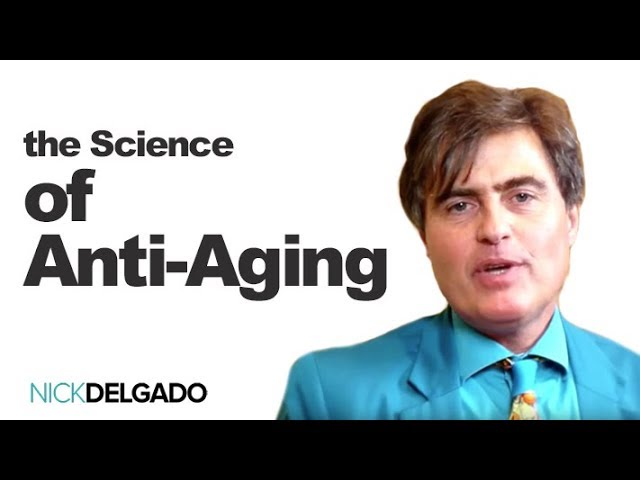 Hormones and the Science of Anti-Aging