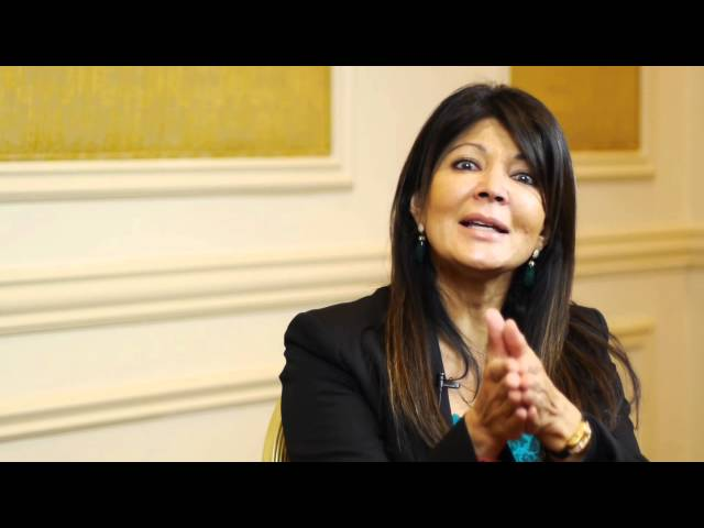 Dr. Naina Sachdev discusses testosterone for women at A4M Las Vegas 2012