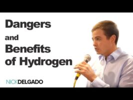 Tyler  LeBaron & Dr. Nick Delgado Talk about the Dangers and Benefits of Hydrogen