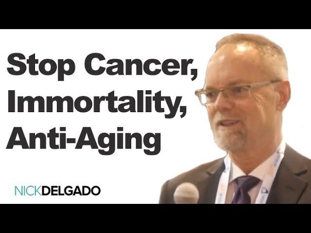 Telomeres lengthen to stop cancer, Immortality, Anti-Aging live to 1,000