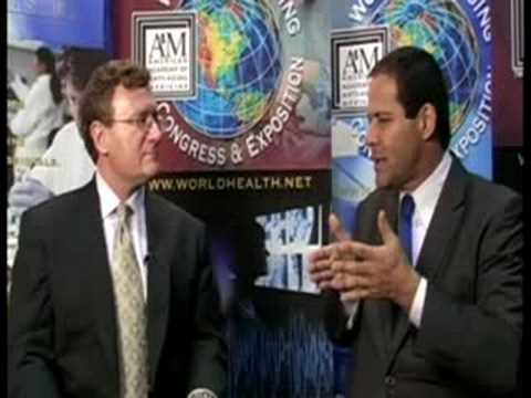 15th Annual A4M Congress Anti-Aging Medicine with Dr. Goldman