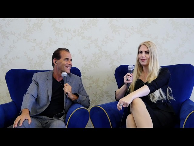 Curing biological Aging & Gene Therapy with Liz Parrish and Dr. Nick Delgado at RaadFest, Las Vegas