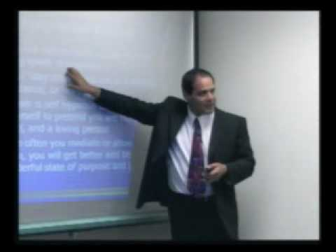 Power of the Mind seminar with Dr, Nick Delgado