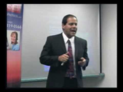 Power of the Mind seminar part 7 with Dr. Nick Delgado