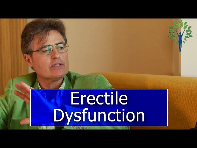 Erectile Dysfunction with Dr. Thierry Hertoghe