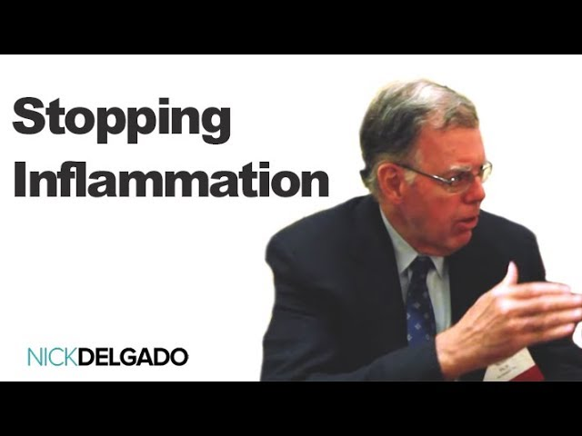 Stopping Inflammation at its Root with Dr. Nick Delgado and Dr. Barry Sears