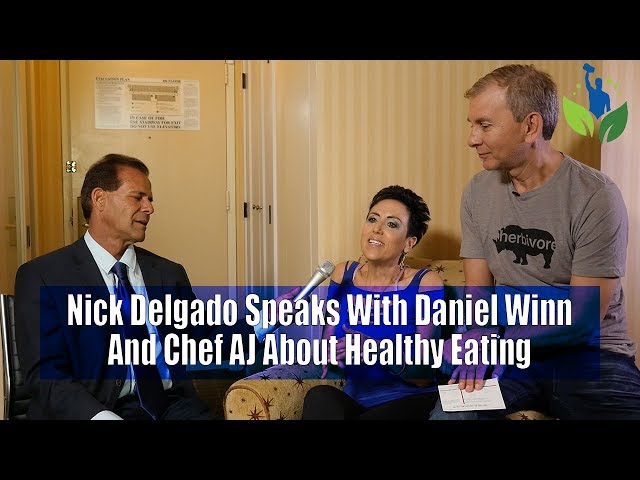 Clogged arteries? the oil free diet to reverse heart disease with Chef AJ