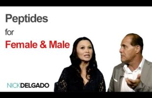 Love making Peptides for male and female intimacy, Anti Aging, longevity, energy, and happiness