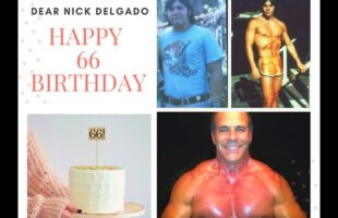 Be Delgado 86 yr young – Tips on Dr. Nick's 66 yr Birthday, Diet, Exercise & Herbs
