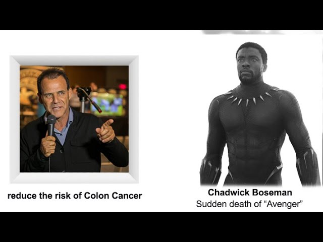 How do reduce the risk of Colon Cancer by 50x in two weeks