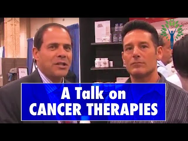 Dr. Delgado and Dr. Mark Rosenberg Discuss Cancer Therapies