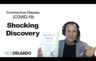 Shocking discovery by Dr. Jeffries treating Adrenal Fatigue may prevent death from Coronavirus
