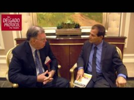 Dr  Barry Sears Speak with Dr. Nick Delgado on the subject of diet and lifestyle