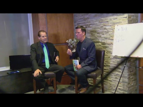 Dr. Nick & John Jubilee talk about Tony Robbins Testing and How to Look Sexy cookbook