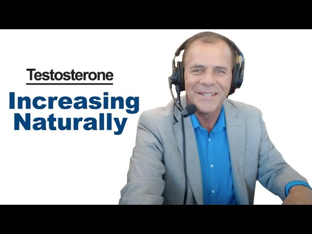 Increasing Testosterone and Performance Naturally