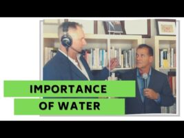 The Importance of Water, Fruits and Vegetables to Your Body