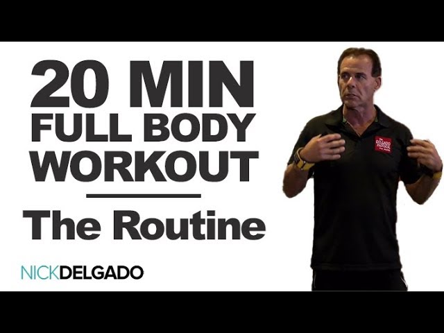 Extreme 20 Minute Science explained FULL BODY Workout -forced negative reps fast gains, size, power