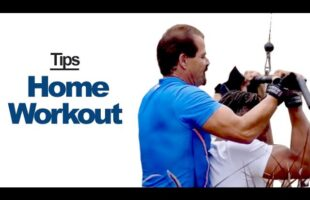Home workout Tips During COVID-19 | Dr. Nick Live