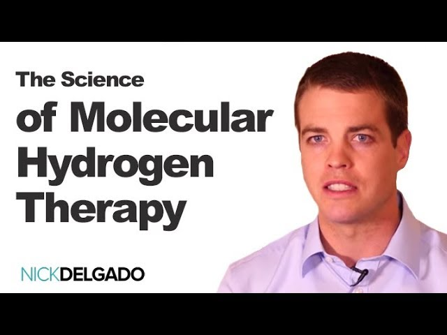 The Science of Molecular Hydrogen Therapy