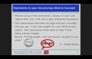 Master NLP Power of the Mind to Burn Fat and Build Muscle Dr Nick