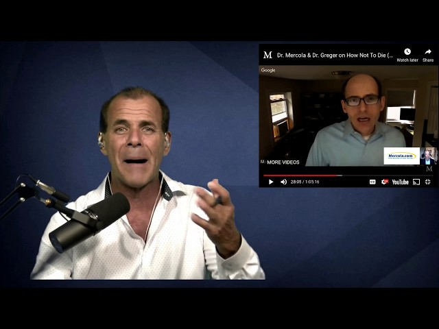"""Corona Virus? Dr. Nick reply """"Dr. Mercola & Dr Greger How Not To Die"""" deadly infectious disease flu"""
