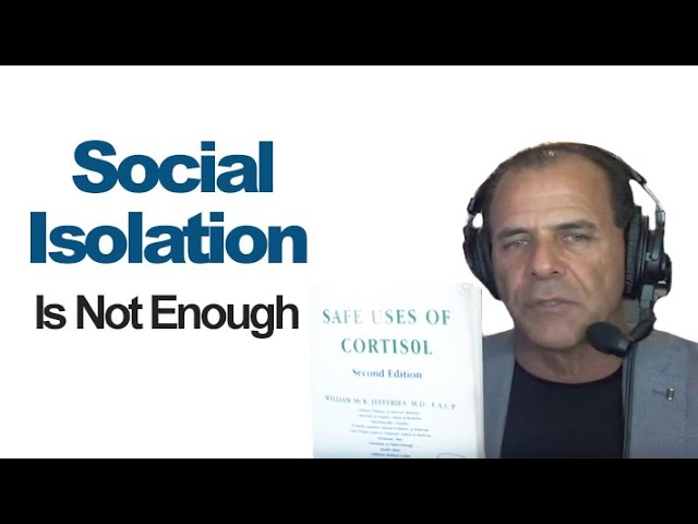 Why social Isolation is not enough according to World Health Organization WHO, Methylation DNA virus