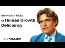 Dr. Thierry Hertoghe on the Health Risks of Human Growth Hormone Deficiency