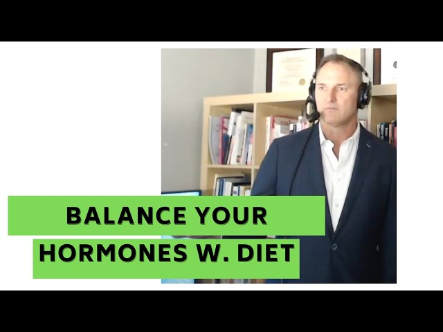 Healing Your Body With Plant Based Diet | Balance Your Hormones