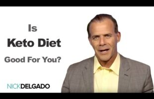 Nick's Keto Diet comments to Jillian Michaels… Keto Thomas DeLauer Response