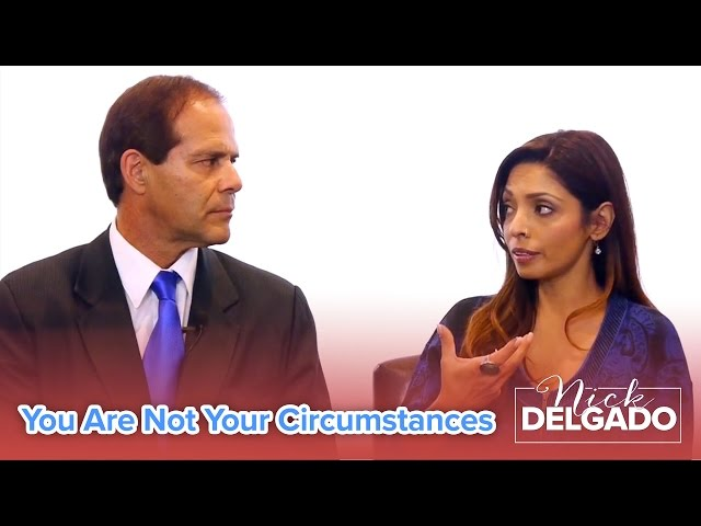 You Are Not Your Circumstances – Dr. Nick Delgado with Zeerak Khan – Simply HealthyTV