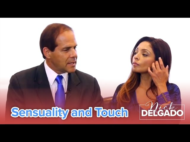 Sensuality and Touch – Dr. Nick Delgado with Zeerak Khan – Simply HealthyTV