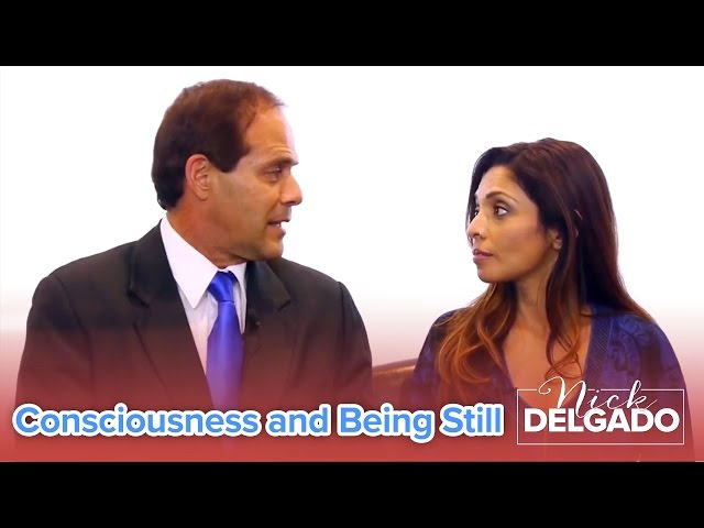 Consciousness and Being Still – Dr. Nick Delgado with Zeerak Khan – Simply HealthyTV