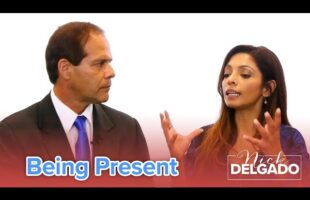 Being Present – Dr. Nick Delgado with Zeerak Khan – Simply HealthyTV