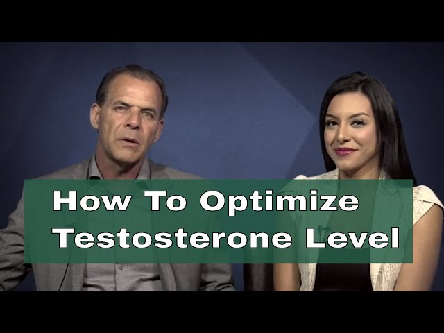 How To Optimize Testosterone Levels and Burning Body Fat