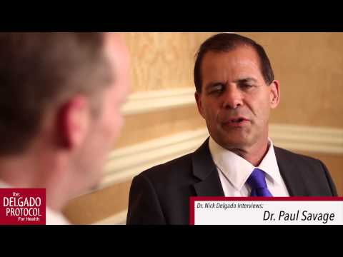 Anti-Aging and Lifestyle Integration with Dr. Paul Savage and Dr. Nick Delgado