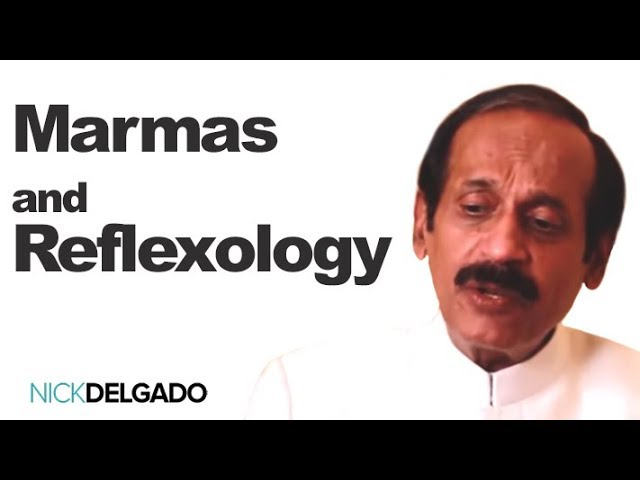 Marmas and Reflexology – Dr. Nick Delgado with Dr. Pankaj Naram