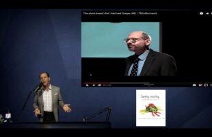 """Dr. Nick's reply to """"The Plant Based Diet 