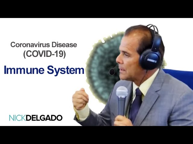 Coronavirus disease (COVID-19)? What can you do to strengthen your immune system? [Part #2]