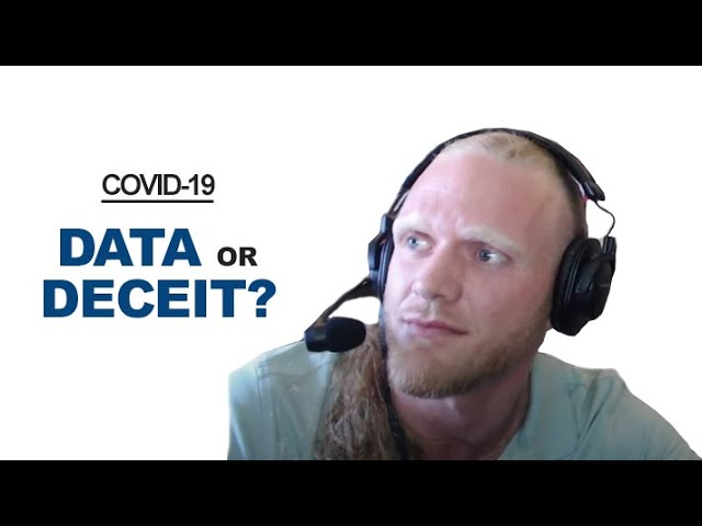 """""""DATA OR DECEIT? : THE COVID-19 PEAK""""  Comments by Dr. Nick Live"""