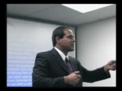 Power of the Mind seminar part 6 with Dr. Nick Delgado