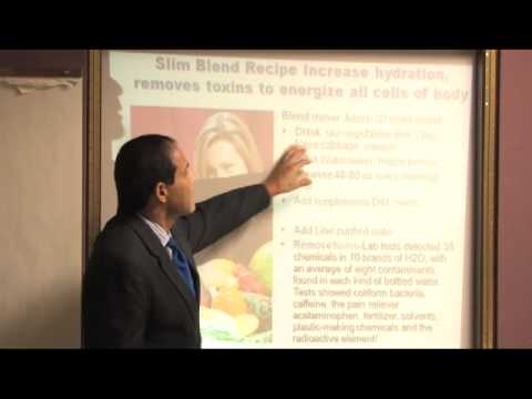 Dr. Nick Delgado speaks on the importance of a fiber rich whole food diet