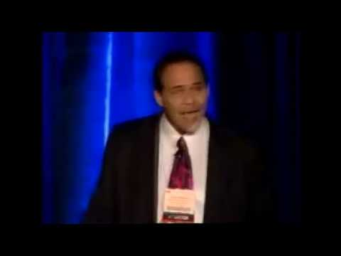 Dr. Nick Delgado speaks at A4M on free radical damage, excess protein, fitness, herbs.