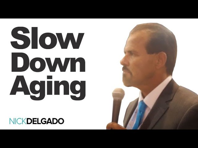 Slow Down The Aging Process Through Hydrogen Therapy